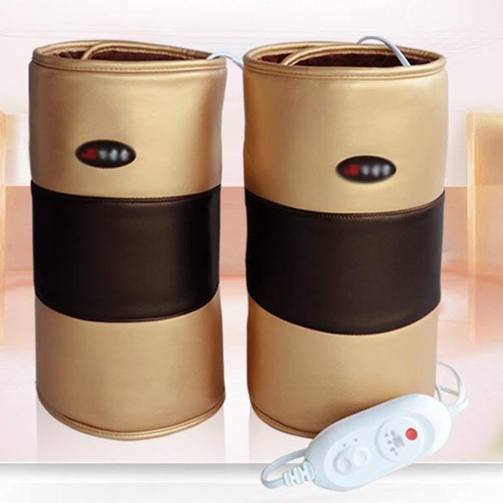 膝サポート、暖かい脚の電気加熱膝の男性と女性ユニバーサルウォームニーの関節炎の痛みを軽減サポートブレイスプロテクター