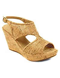 VANELi Women's Eleni Natural Cork sandals 7 N
