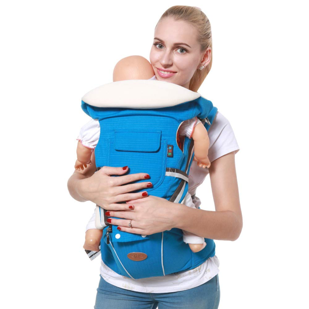 Épaulettes Quatre Saisons pour Bébés, Épaules, Ceinture Multifonctionnelle Respirante pour Les Selles De La Taille des Enfants, avec Accessoires pour La Mère Et l'enfant,