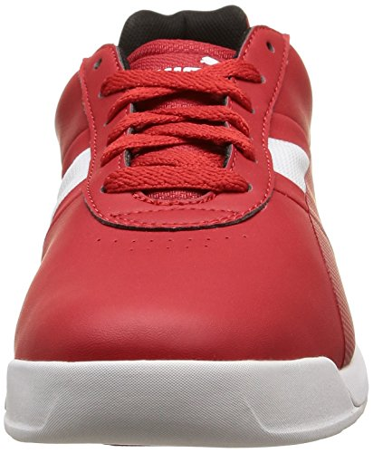 Puma Pilota Tech SF, Sneaker Uomo Rosso (Rouge (Rosso Corsa/Rosso Corsa/White))