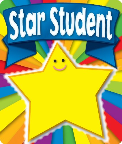 Classroom Management Education Carson Dellosa Star Student Motivational Stickers Teaching GENERAL NON-CLASSIFIABLE Non-Fiction United States award;reward;behavior management 168056 Carson-Dellosa Publishing Classroom Management EDUCATION