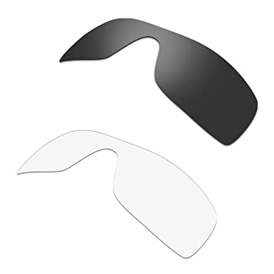 873bdd82d85 Amazon.com  HKUCO Plus Replacement Lenses For Oakley Batwolf ...