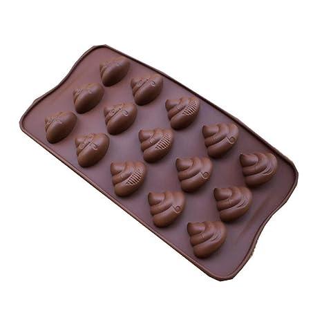 Molde para tartas, 2 unidades de molde de silicona para hornear o pastel, para