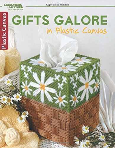 Gifts Galore in Plastic Canvas | Leisure Arts (6620)