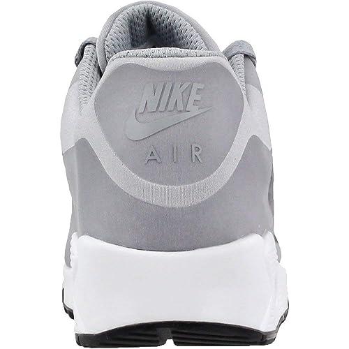 san francisco d4397 c52cf Amazon.com   Nike Men s AIR MAX 90 NS GPX, Wolf Grey Black-White, 9 M US    Shoes