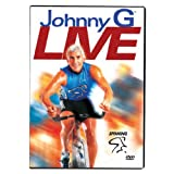 Mad Dogg Athletics Spinning Johnny G LIVE DVD