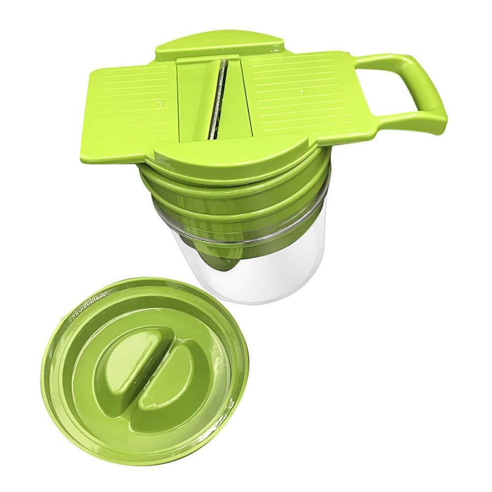 Go Cart Go 1PCS multi-function shredder plastic vegetable peeler double planer grinder grater household kitchen accessories cooking toolsM4 by Go Cart Go (Image #3)