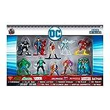 Nano Metalfigs DC Comics 10-Pack Set 1