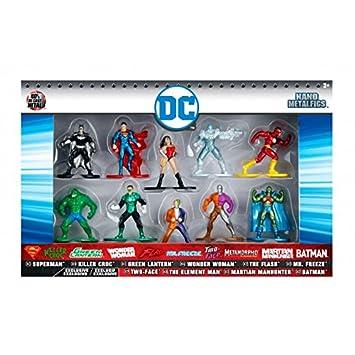 Nano metalfigs DC Batman 5 Figurine Collectors Die-Cast New Pack B