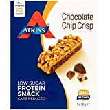 Atkins Chocolate Chip Crisp Bar - 30*5 g