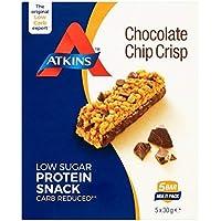 Atkins Chocolate Chip Crisp Bar - 30*5 g