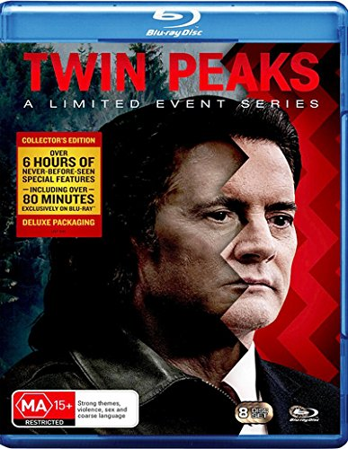 Twin Peaks   2017 Limited Event Series   Specialedition   Non Usa Format   Region B Import   Australia
