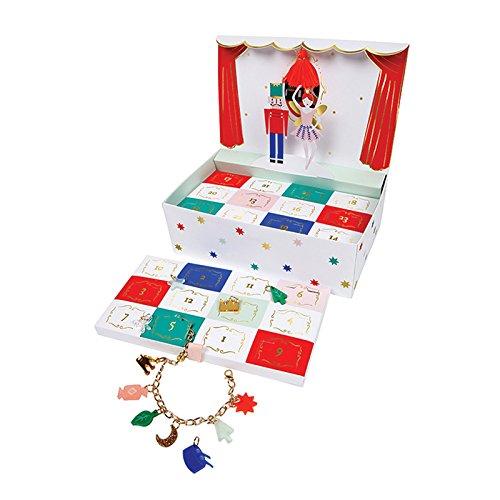 Advent Calendar Ideas for Kids Christmas Calendar Christmas Countdown Nutcracker Jewelry Box