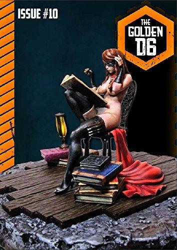 The Golden D6 #10: Your Online Hobby Magazine