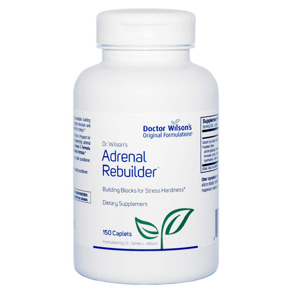 Doctor Wilson's Original Formulations Adrenal Rebuilder, 150 Caplets
