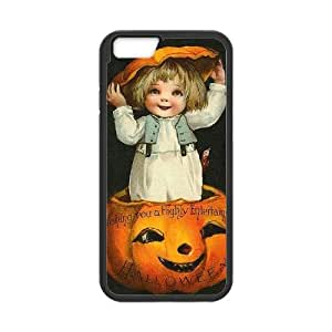 """Hjqi - Personalized Halloween Cover Case, Halloween Custom Case for iPhone6 Plus 5.5"""""""