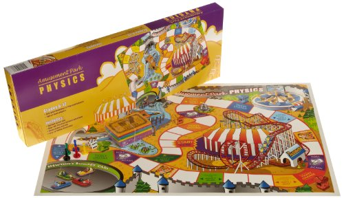 Experience Amusement Set Park (American Educational Amusement Park Physics Game)