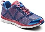 Dr. Comfort Katy Women's Therapeutic Extra Depth Athletic Shoe: Pink/Blue 11 Wide (C-D) Lace