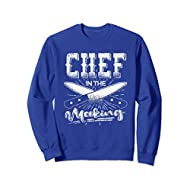 Chef in the Making Future Cooking Sweatshirt