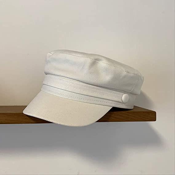 Sombrero, Fragancia pequeña Sombrero Plano para Mujer Sombrero ...