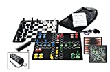 GSI Outdoor 99960 Roll-Up Five-In-One Game Set