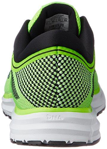 Da Brooks white green Scarpe 1d340 Uomo Revel Blu black Running ppqwArC