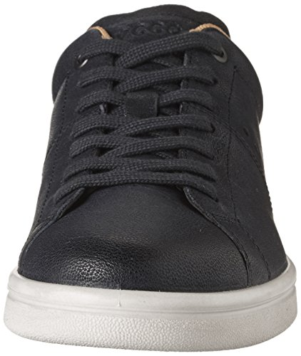 Ecco Mens Kallum Casual Fashion Sneaker Night Sky / Lion