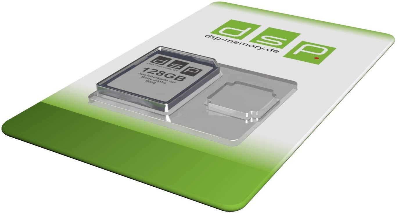 Tarjeta de Memoria de 128 GB para c/ámara Digital Sony Alpha 6000 tama/ño V30