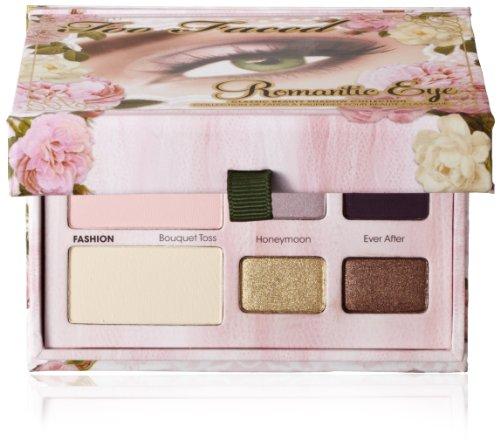 Too Faced Cosmetics, romantique Palette pour les yeux, 0,39 once