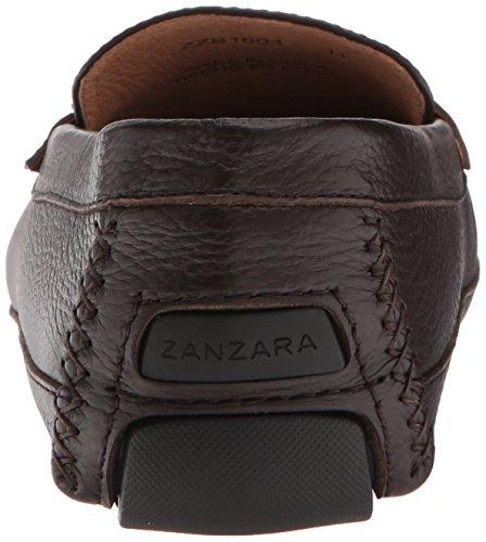 Zanzara Men's Kandinsky Sneaker Brown XDlUzUi1