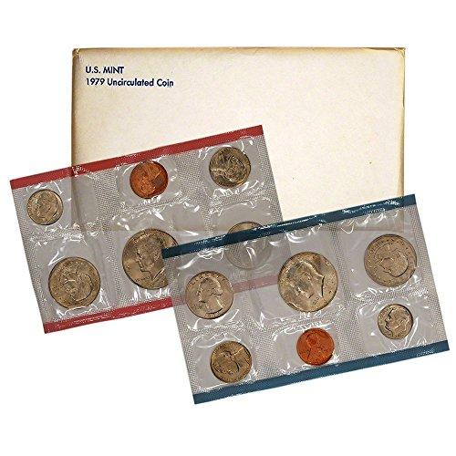 1979 Us Mint Set - 1979 P & D United States US Mint Set
