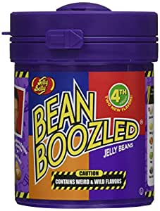 Jelly Belly Beanboozled Jelly Beans  Mystery Bean Dispenser 3.5 oz (4th edition)