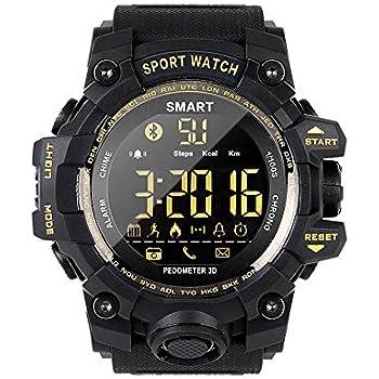 Amazon.com: N NEWKOIN Smart Watch Sports Watch IP68 ...