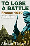 Book cover for To Lose a Battle: France 1940