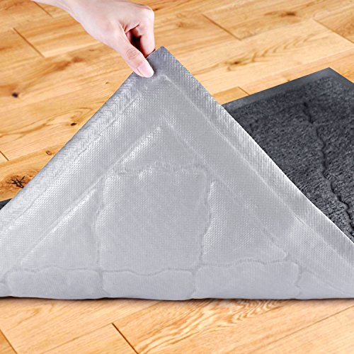 ALTMAN Cat Litter Mat Non-Slip Jumbo Size(38'' x 23'') Kitty Mat, Traps Litter from Box and Paws, Soft on Sensitive Paws and Easy to Clean by ALTMAN (Image #6)