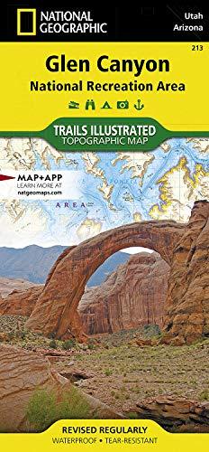 Recreation Area: Utah / Arizona, USA (Trails Illustrated Map # 213) ()