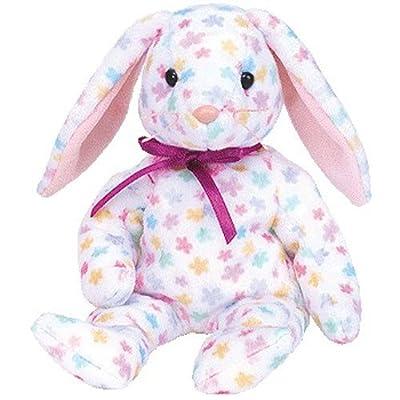 Ty Beanie Babies Springfield - Bunny: Toys & Games