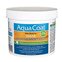 Aqua Coat Clear Wood Grain Filler Qt