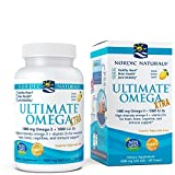 Nordic Naturals – Ultimate Omega Xtra, Support for a Healthy Heart, 60 Soft Gels