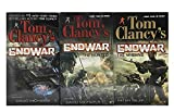 Tom Clancy EndWar set (3)....Endwar,Operation Barracuda,Splinter Cell