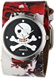 De las mujeres némesis 803-821 KB negro calavera AMOR impreso reloj de colección