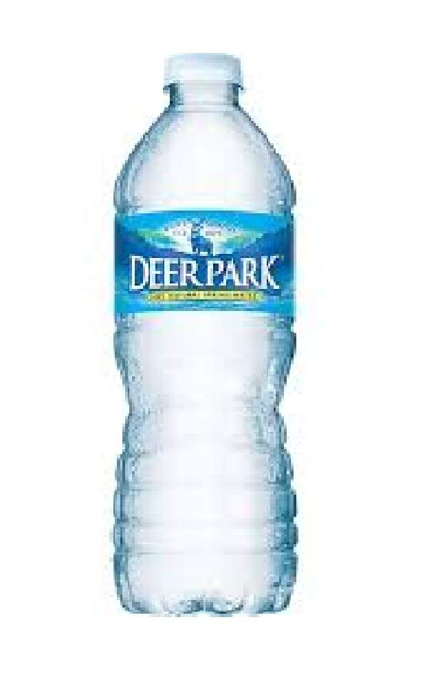 Deer park 100% natural spring water 16.9 oz. 40 pk. (pack of 2) by Deer Park