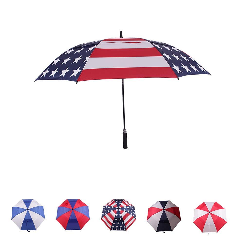 Amazon.com: LLanxiry - Paraguas de golf con apertura ...