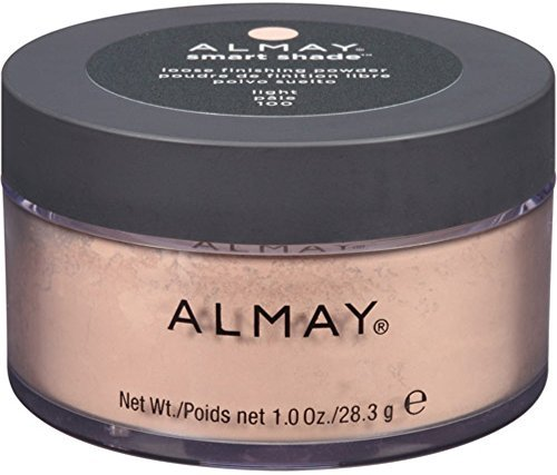 - Almay Smart Shade Loose Finishing Powder, Light [100] 1 oz (Pack of 2)
