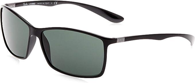 Ray-Ban Rb4179 Gafas de sol, Black, 61 para Hombre: Amazon.es ...
