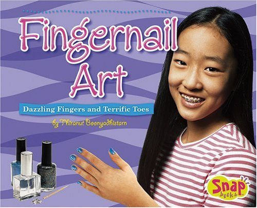 Read Online Fingernail Art: Dazzling Fingers and Terrific Toes (Crafts) pdf epub