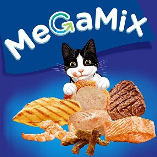 Felix Megamix Croquetas para Gato 4