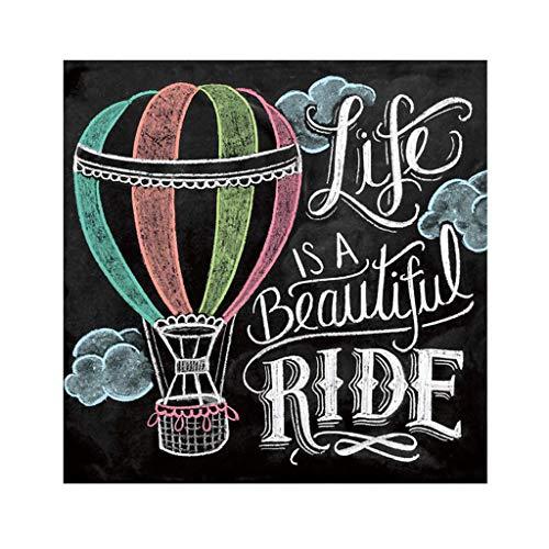 yangerous Hot Air Balloon DIY 5D Full Drill Diamond Painting Embroidery Cross Stitch Kit Rhinestone Mosaic Home Decor Craft -