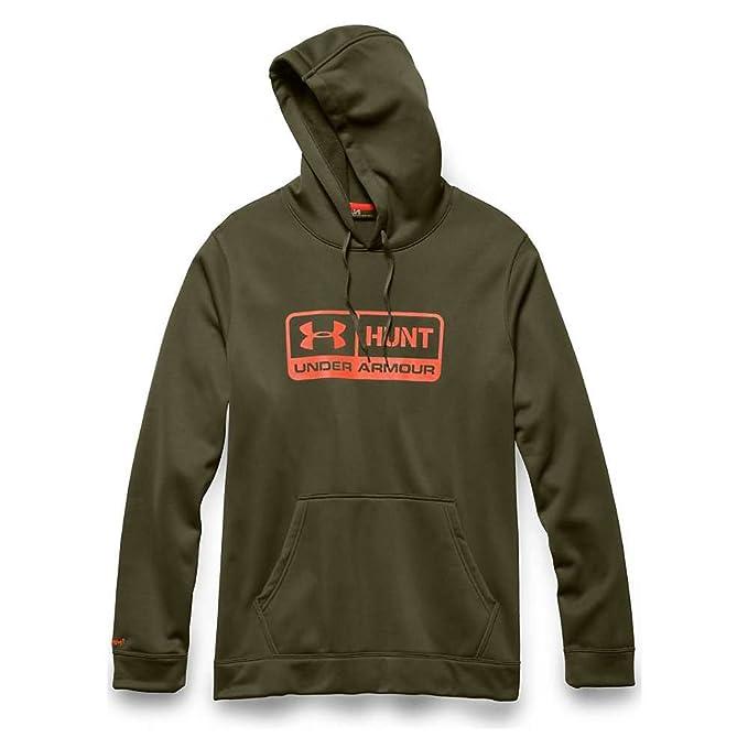 1c17cbfac8300 Under Armour Men's UA Storm Hunt Hoodie at Amazon Men's Clothing store: