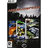 Need for Speed: Collectors Series - Includes Underground 1, 2 and Most Wanted (PC) (UK)